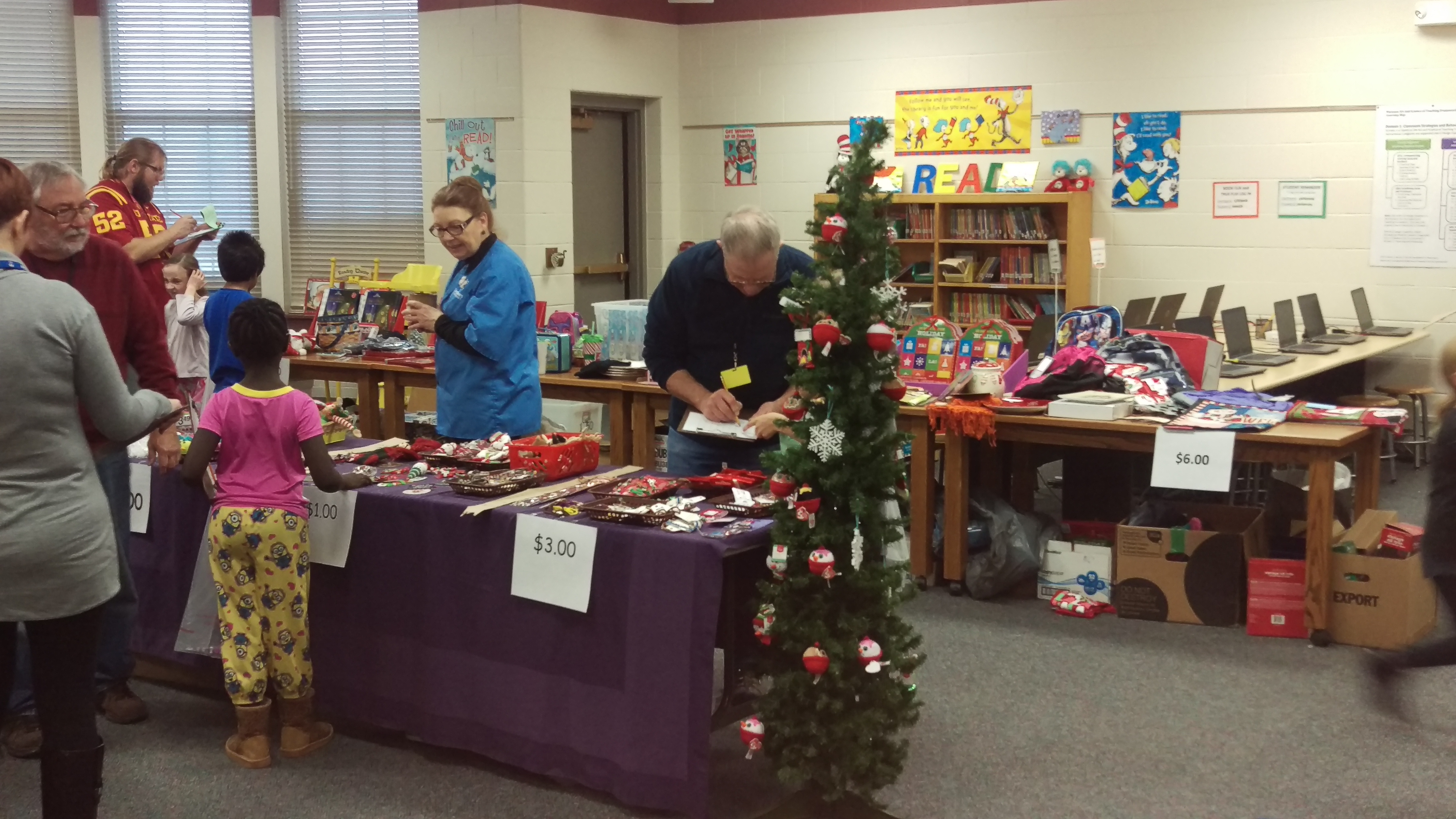 Perkins One And Only Holiday Store Perkins Elementary School